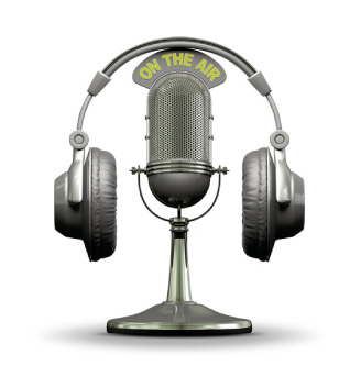 Presentadora de radio